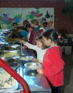Provision of school meals