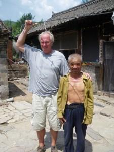 Village farmer