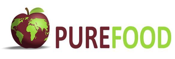 PUREFOOD logo