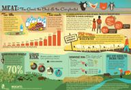 Meat: the good, the bad and the complcicated (IFPRI Infographic)