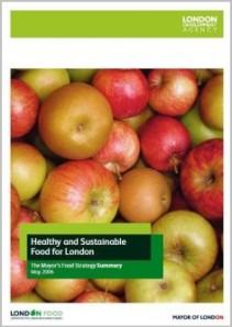 london food strategy