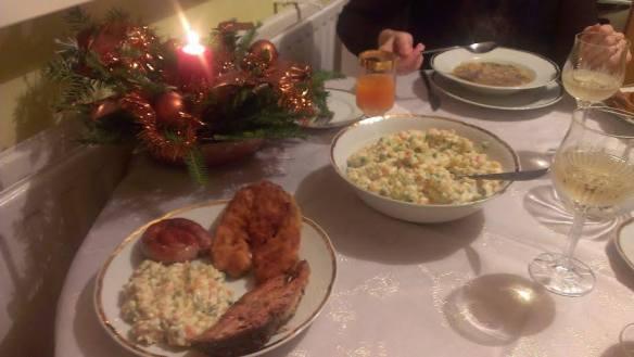 Slovak Christmas Dinner