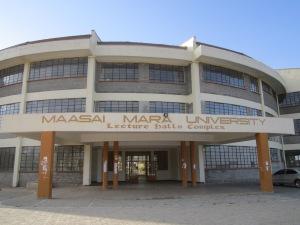 MMU`s lecture halls complex.