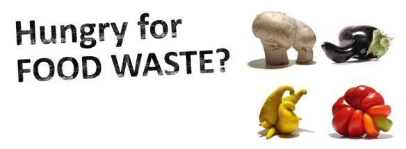 hungry for food waste