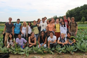 Farm Experience Internship 2015