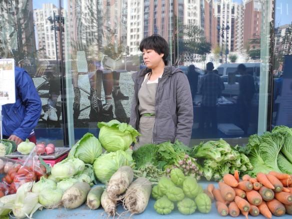 Beijing Farmers market 2