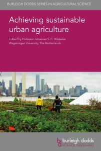 Book cover Achieving Sustainable Urban Agriculture